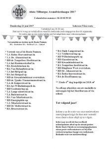 4. Do 5 KM 2017 212x300 - Laatste avond Tilburgse wandelvierdaagse / route