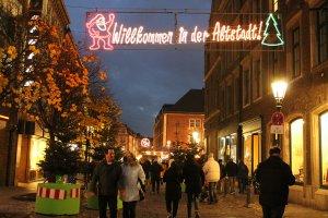 IMG 9701 300x200 - Gezellige en sfeervolle Kerstmarkt in Düsseldorf