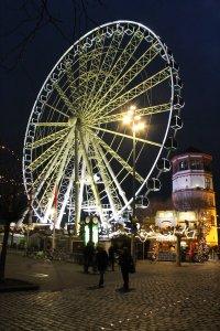 IMG 9702 200x300 - Gezellige en sfeervolle Kerstmarkt in Düsseldorf