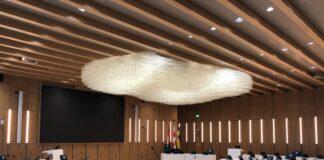 Nieuw raadszaal gemeente Tilburg